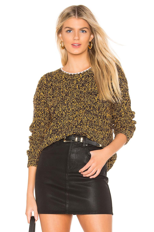 Tularosa Lark Sweater in Yellow Heather