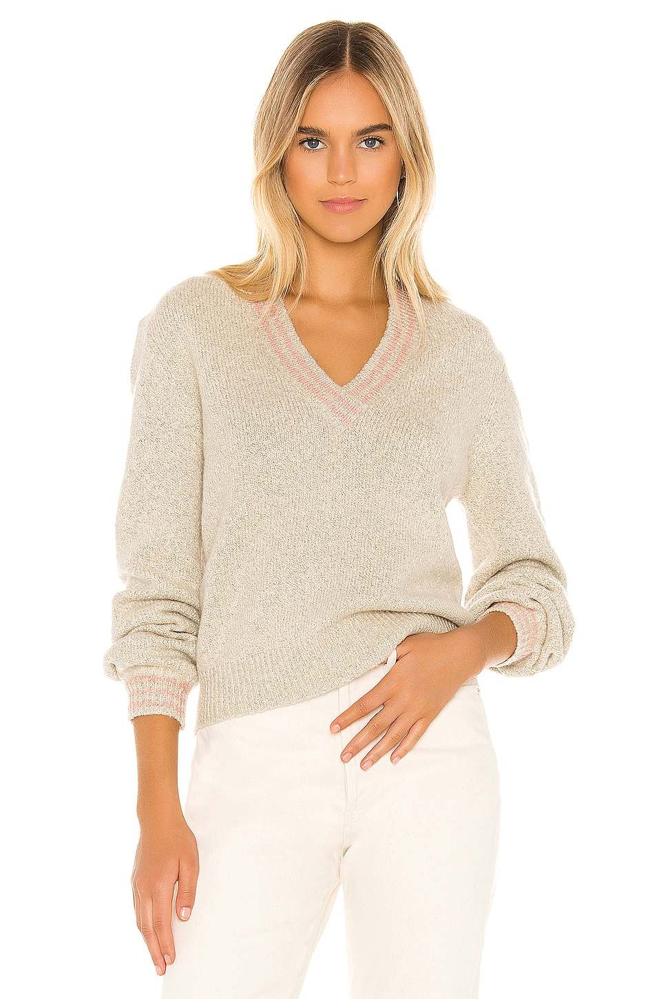 Tularosa Canary Sweater in Grey