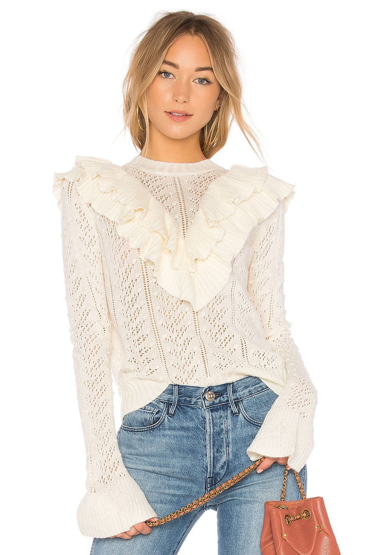 Tularosa Manny Sweater in Ivory