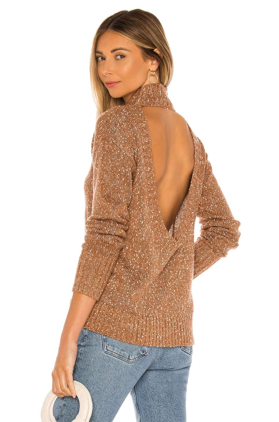 Tularosa Tash Sweater in Dijon