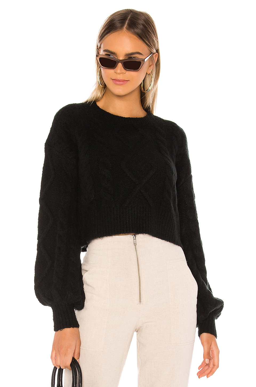 Tularosa Perris Sweater in Black