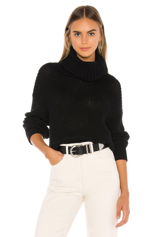 Tularosa Webster Pullover in Black