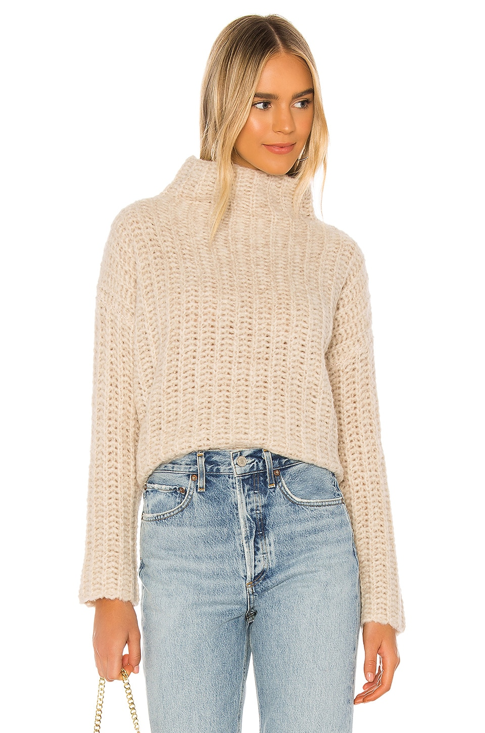 Tularosa Canteen Sweater in Neutral