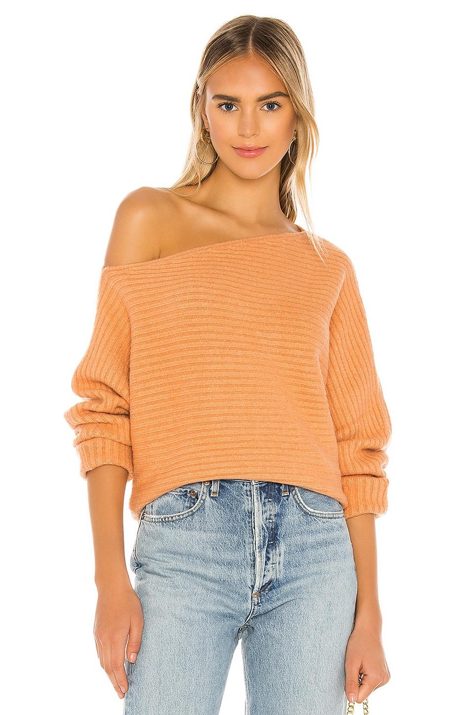 Tularosa Liv Sweater in Orange
