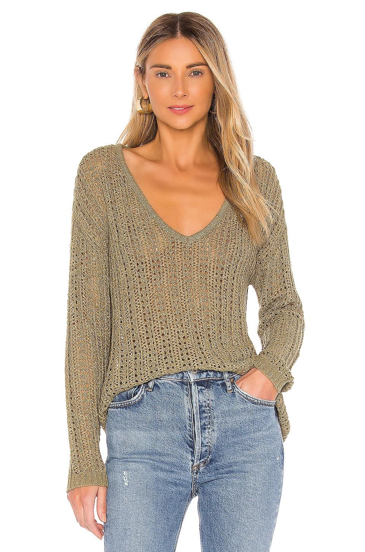 Tularosa Elana Sweater in Green