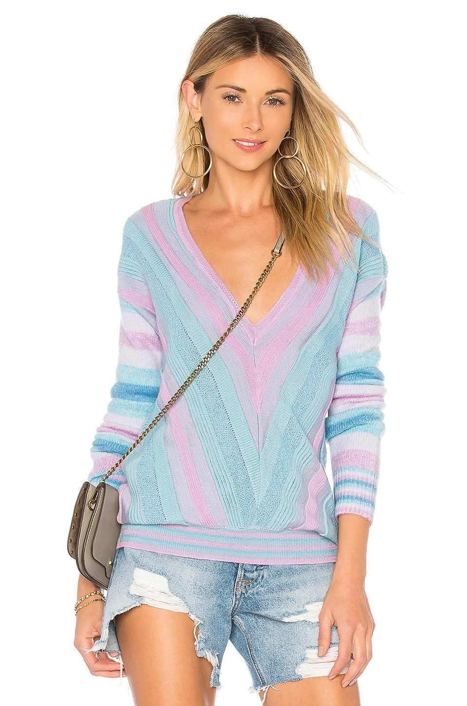 Tularosa Kinsley Sweater in Multi