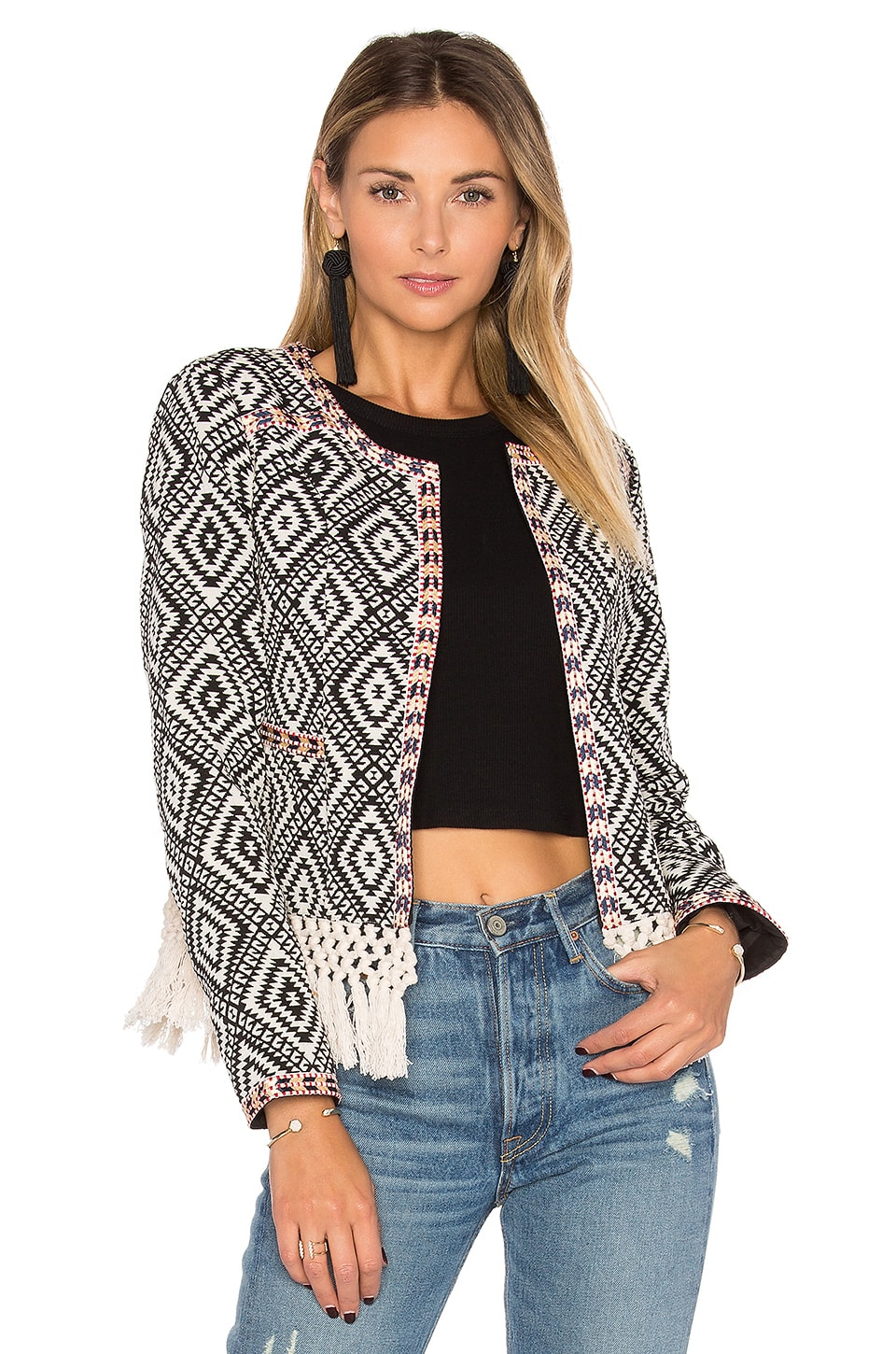 Santa Fe Jacket by Tularosa