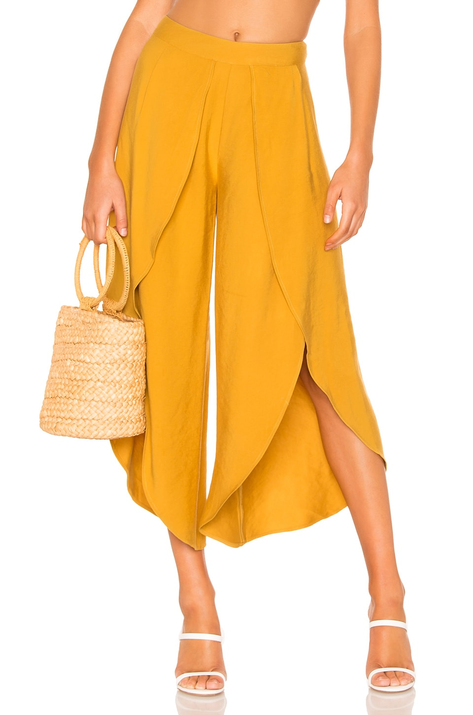 Tularosa Soul Mate Pants in Mustard