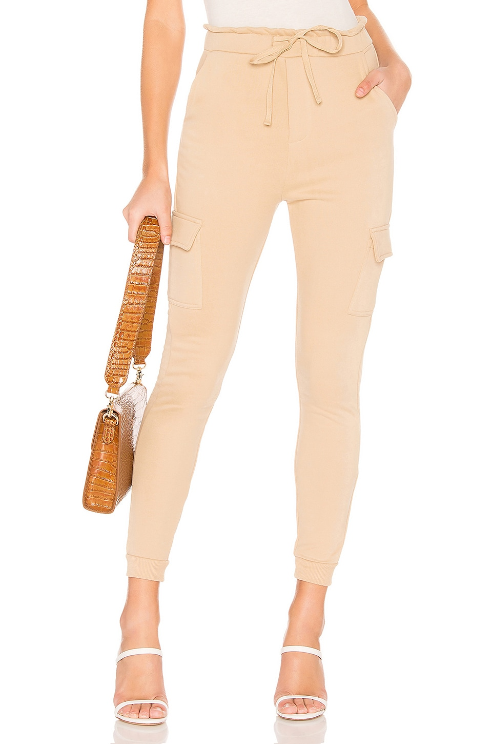 Tularosa Margerie Sweatpants in Nude