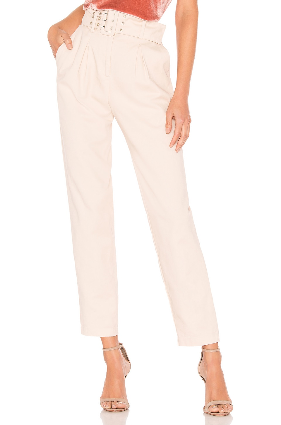 Tularosa Arin Pants in Ecru