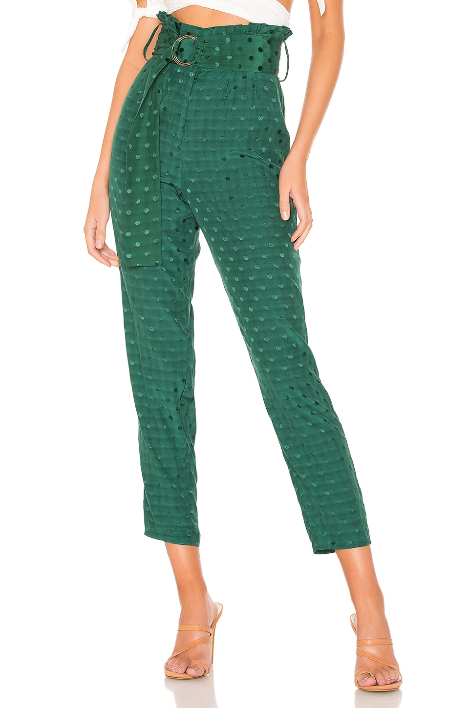 Tularosa Greyson Pant in Emerald