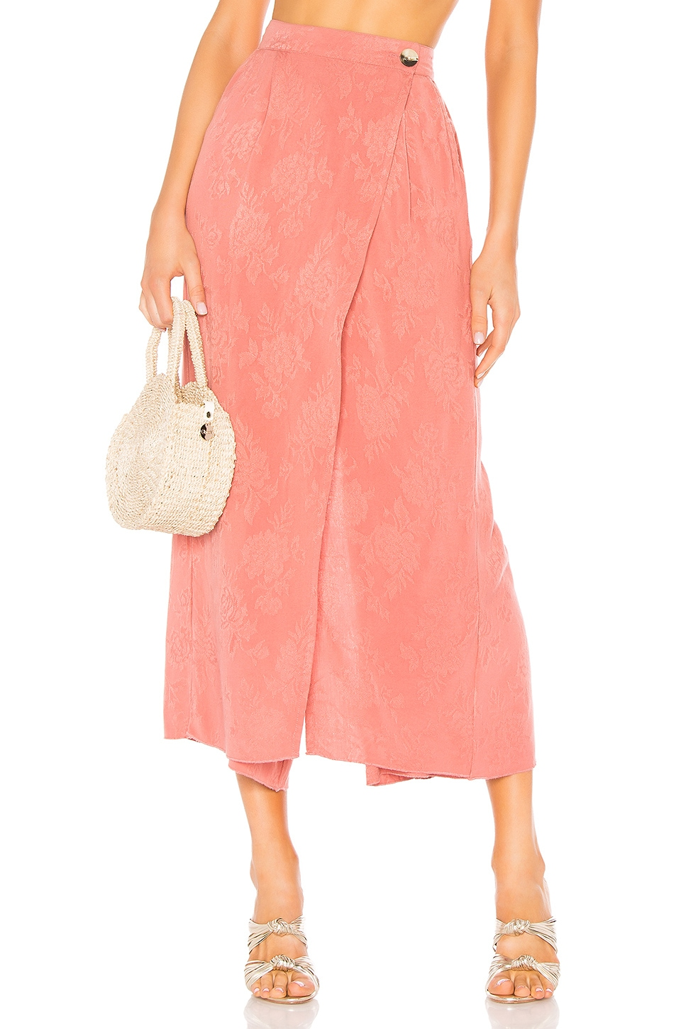 Tularosa Banae Pant in Dusty Rose