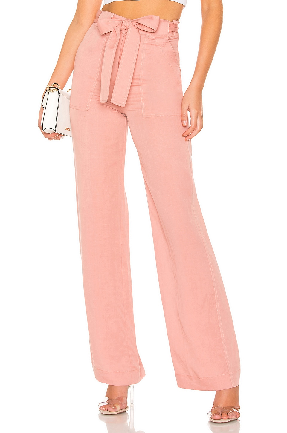 Tularosa Perrie Pants in Rose