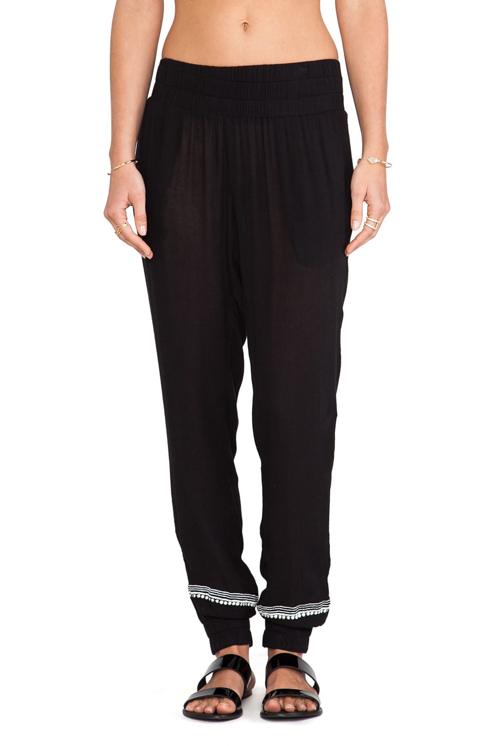 Tularosa Nova Pant in Black