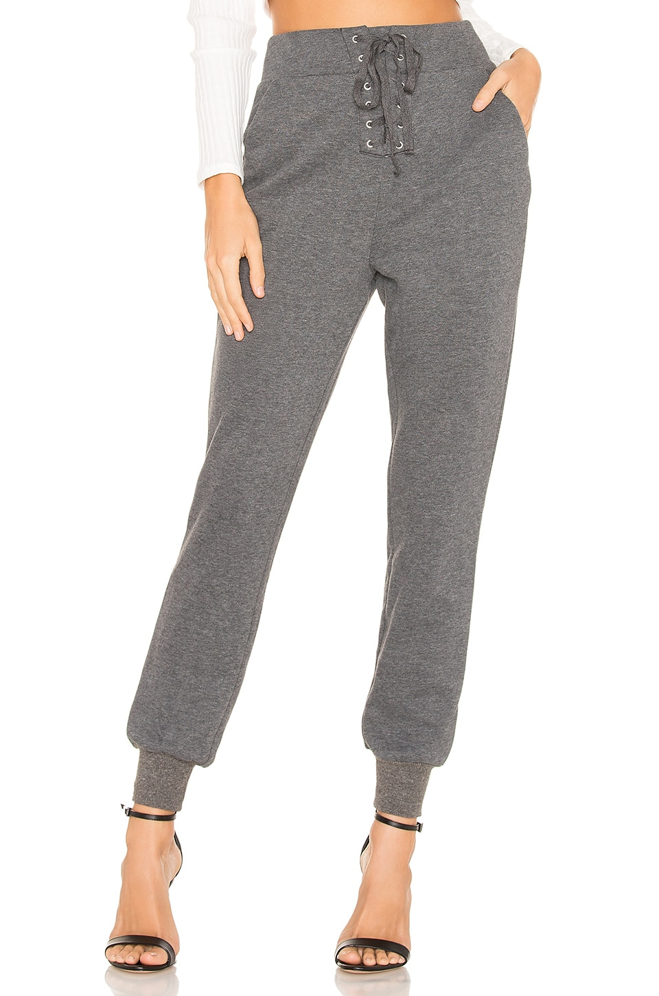 Tularosa Jeremy Sweatpants in Charcoal