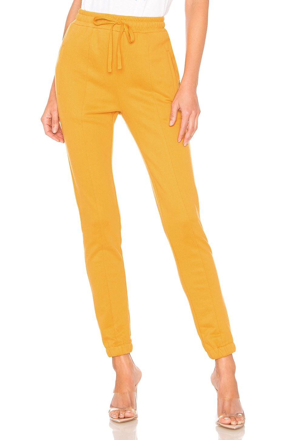 Tularosa Ren Sweatpants in Mustard