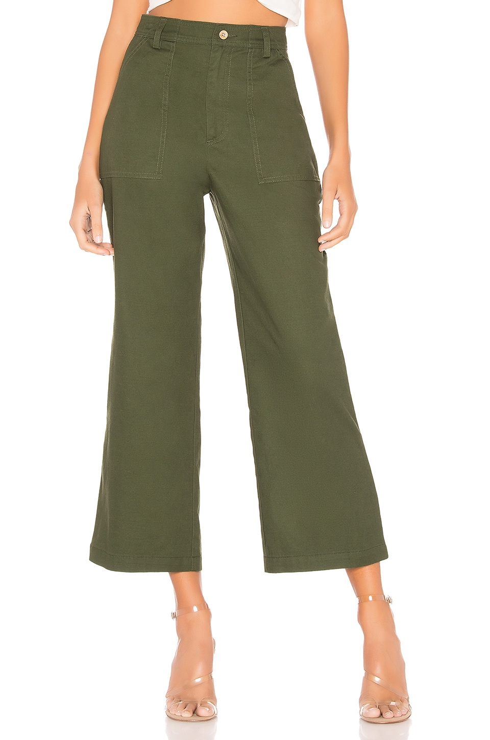 Tularosa Avion Pants in Green