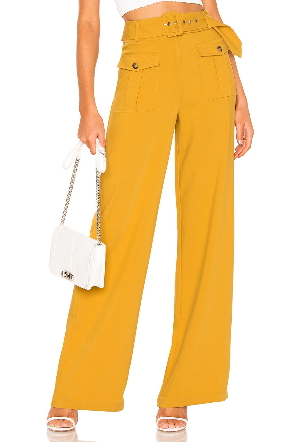 Tularosa Cinnamon Pants in Mustard