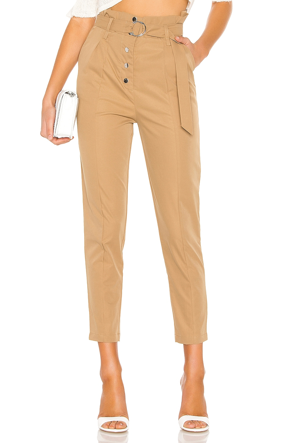 Tularosa Klein Pants in Tan