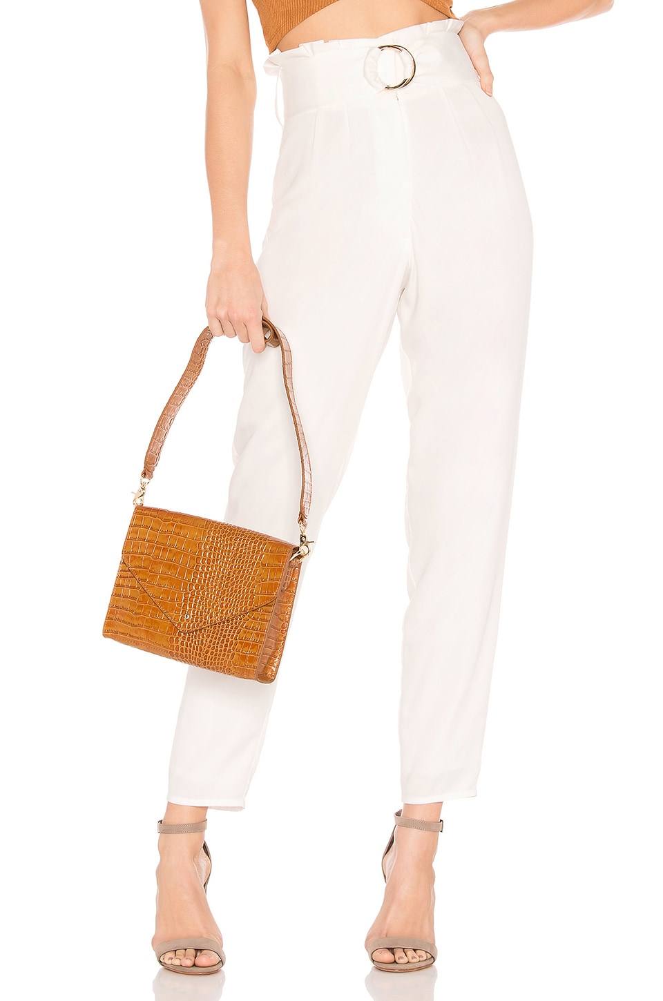 Tularosa Greyson Trousers in White