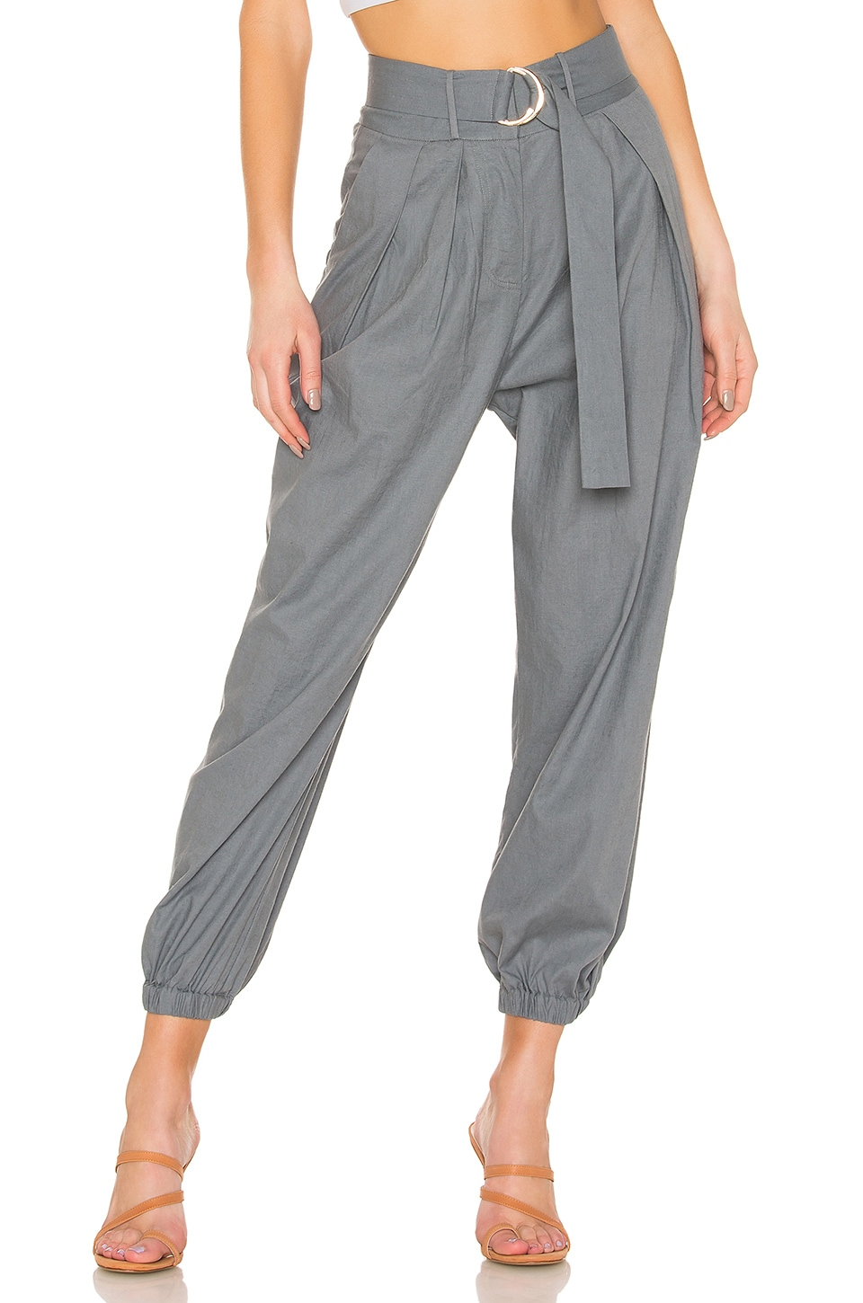 Tularosa Melina Jogger in Steel Blue
