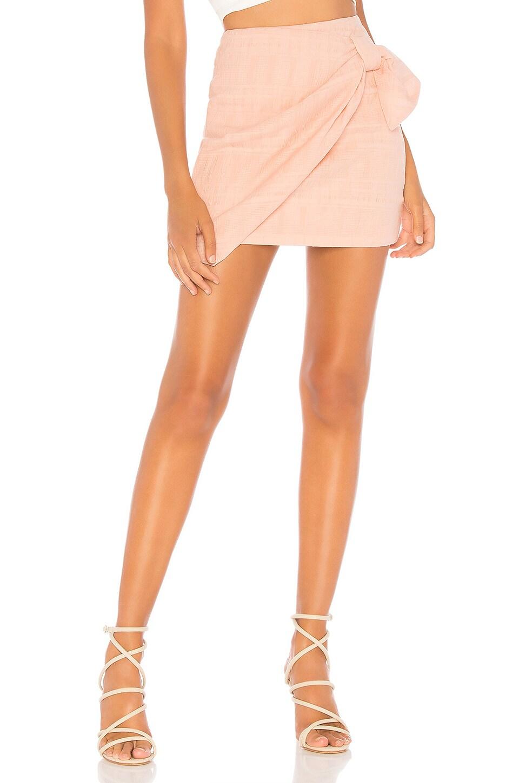 Tularosa Katie Skirt in Blush Pink