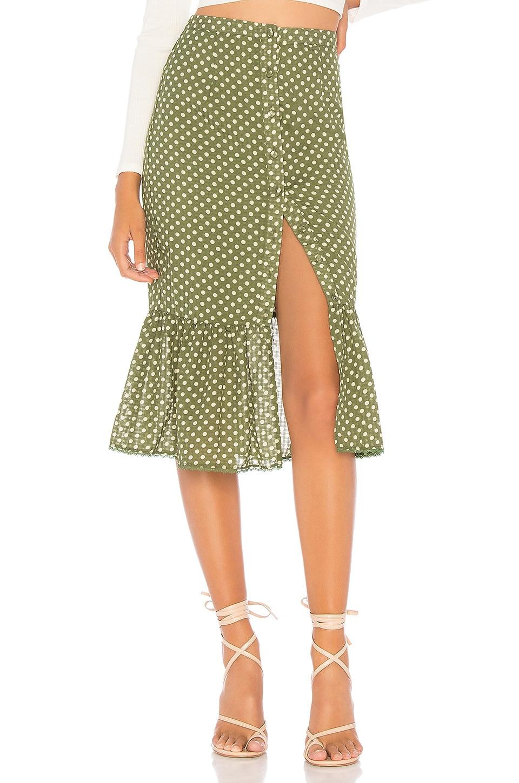 Tularosa Molina Skirt in Mint Green