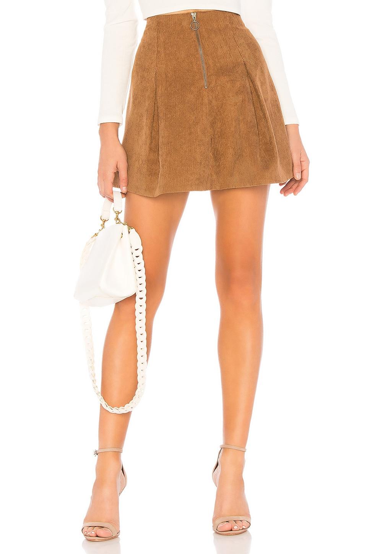 Kendall Corduroy Skirt