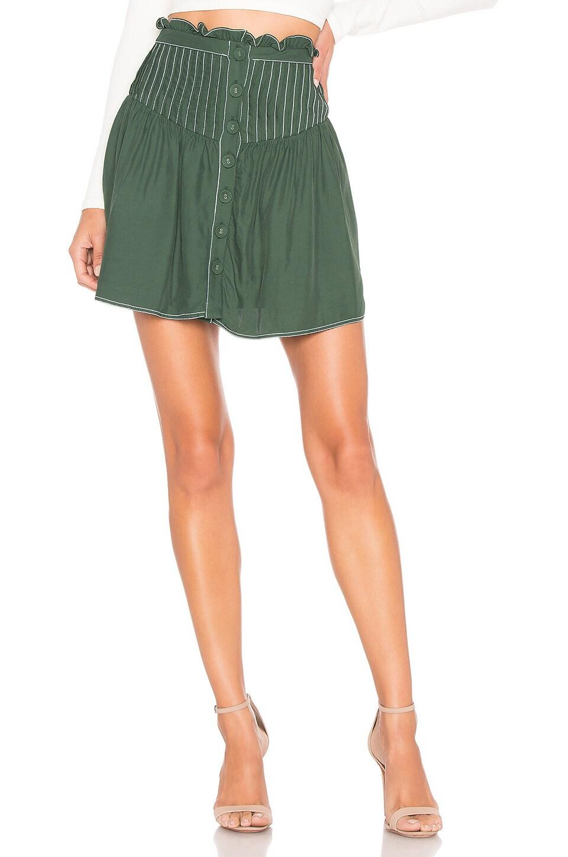 Tularosa Kit Skirt in Sycamore Green