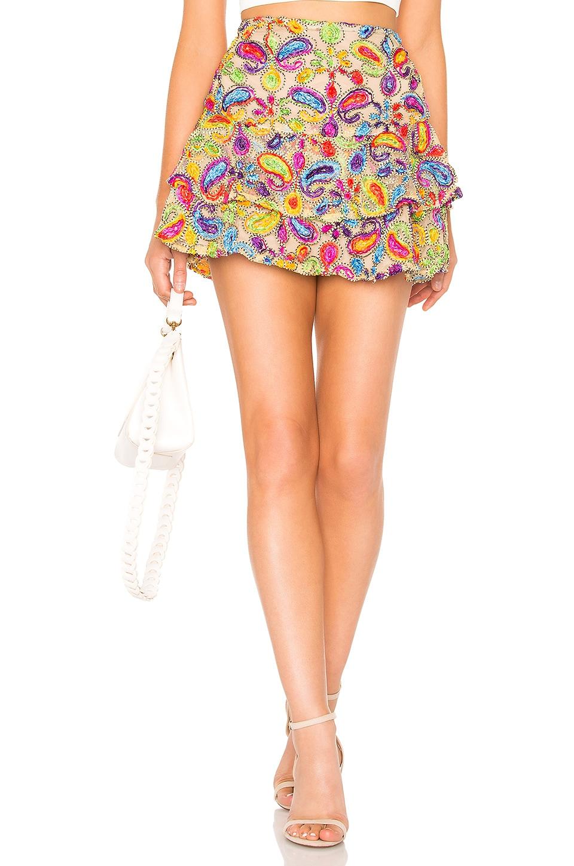 Tularosa Asher Skirt in Multi