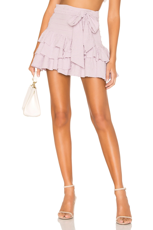 Tularosa Sadie Skirt in Lavender