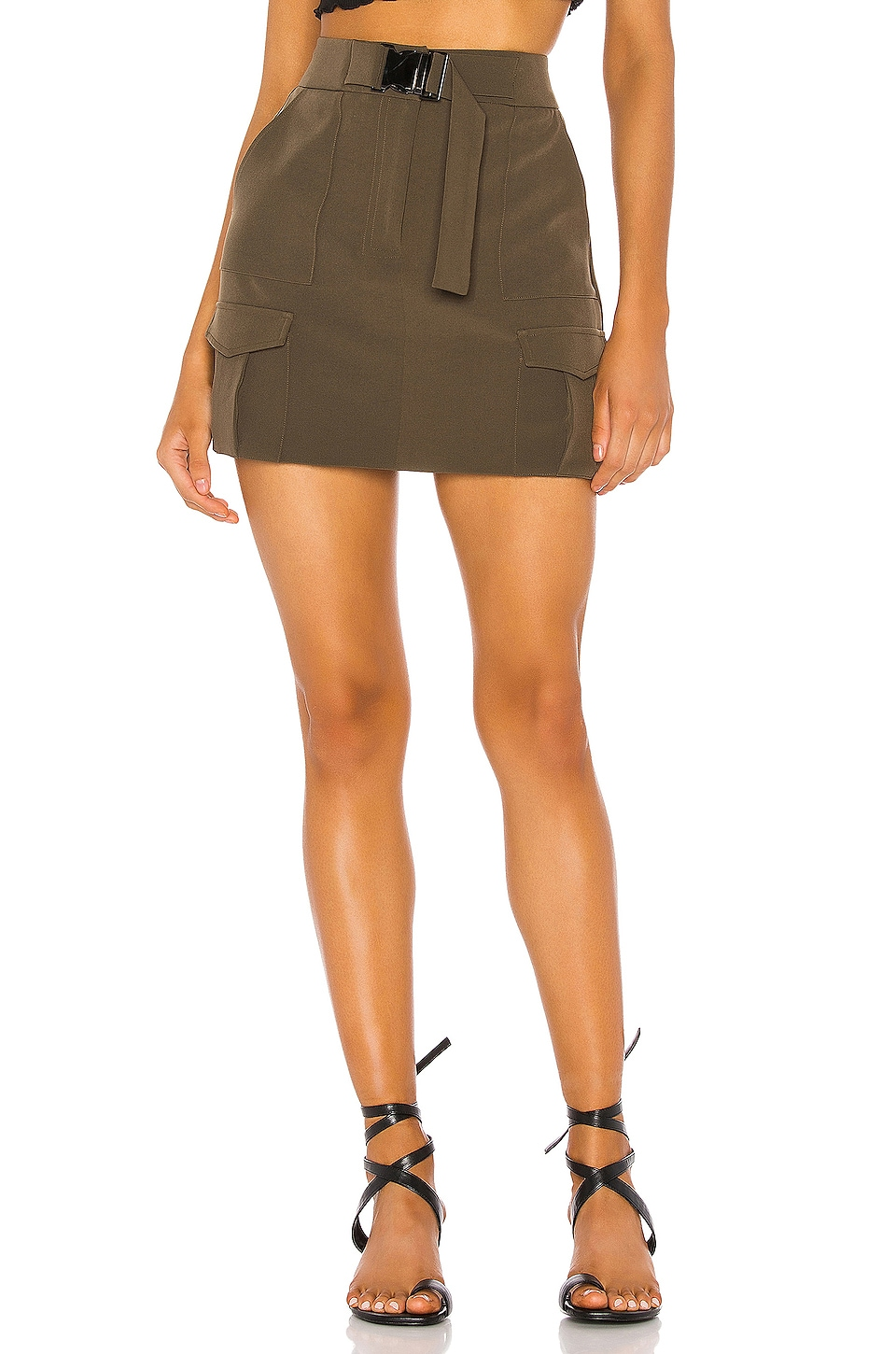 Tularosa Kym Skirt in Olive