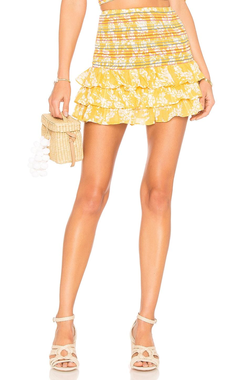 Tularosa Drea Skirt in Hilchrest Floral