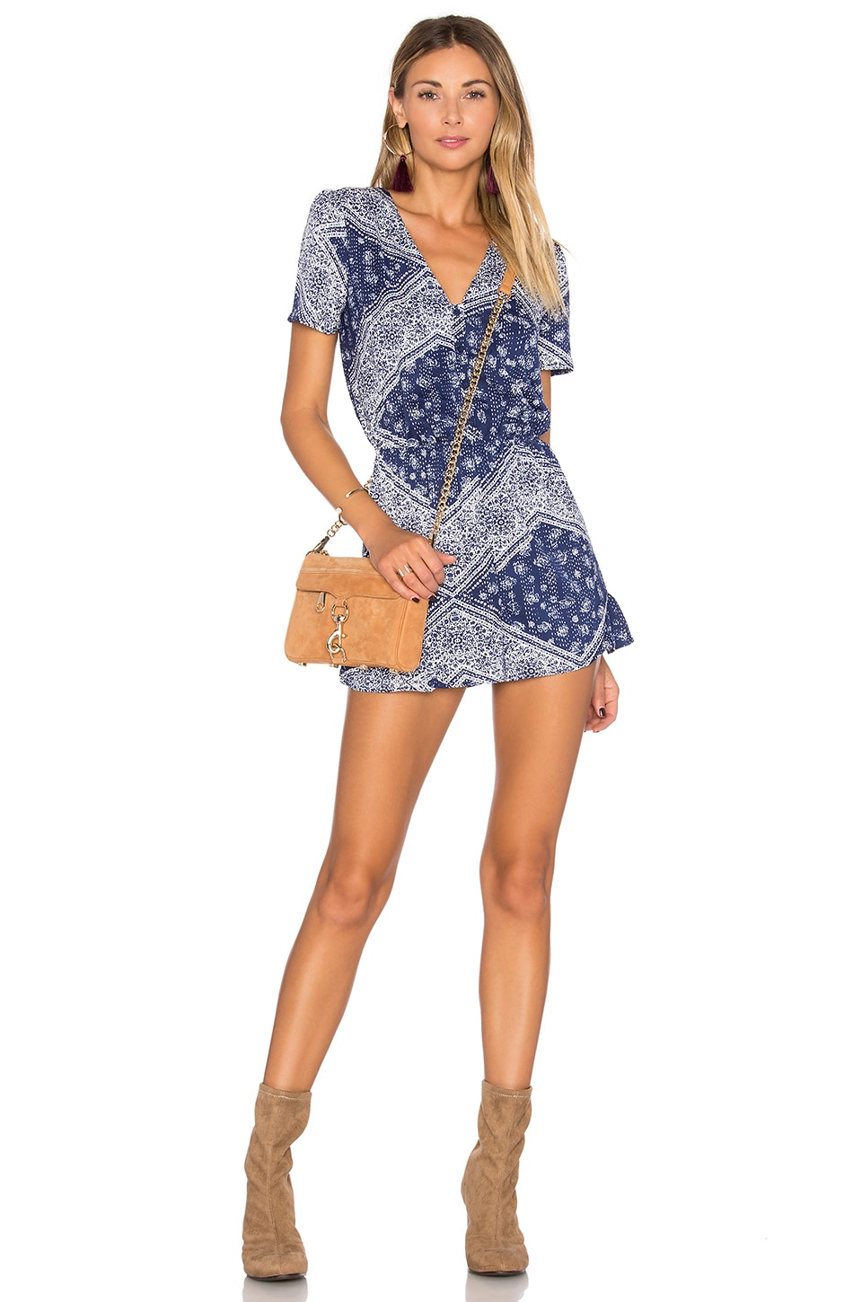 x REVOLVE Saturn Romper by Tularosa womens clothes online