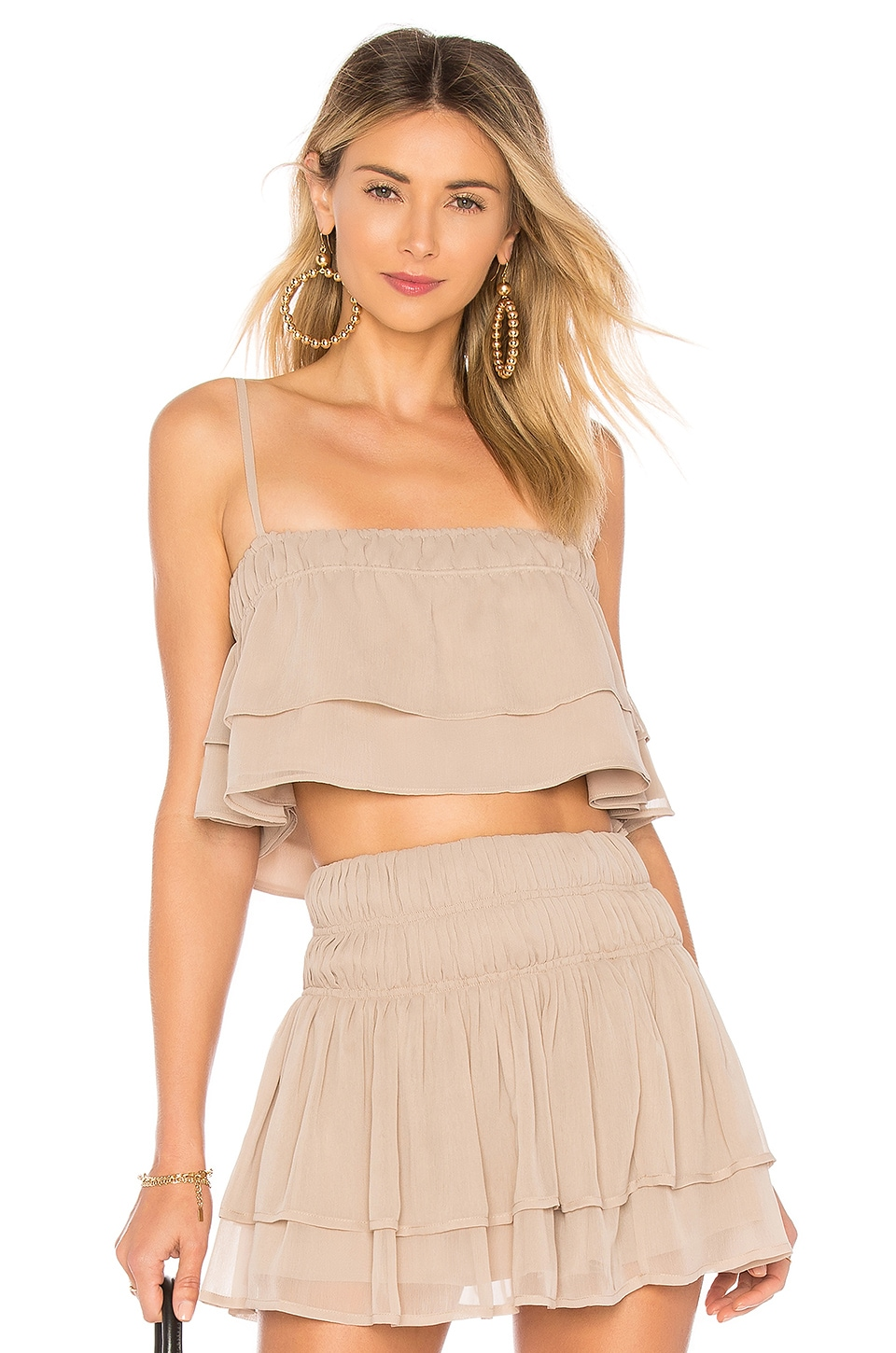 Tularosa TOP CROPPED STELLA