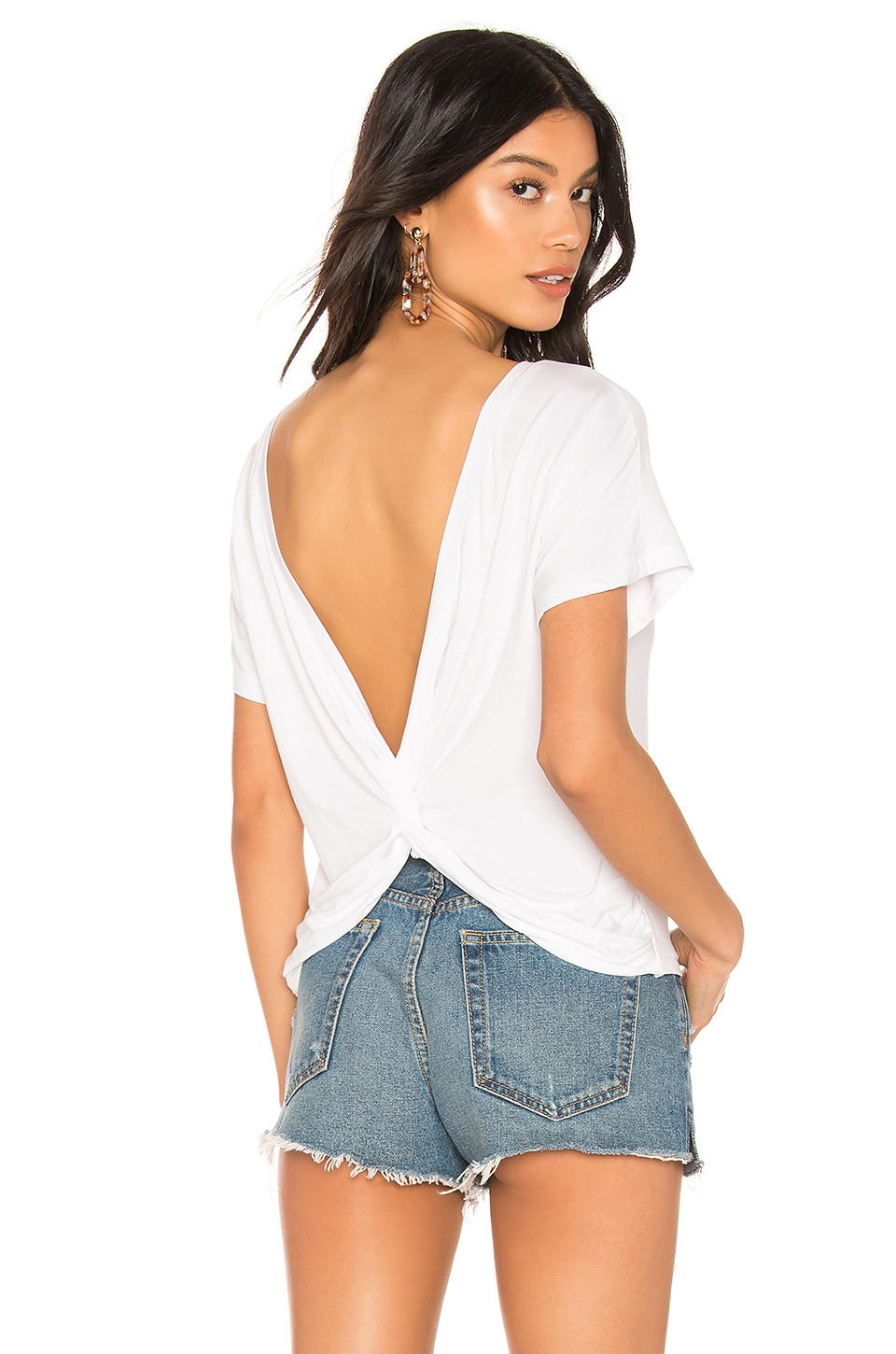 Tularosa Heart This Top in White