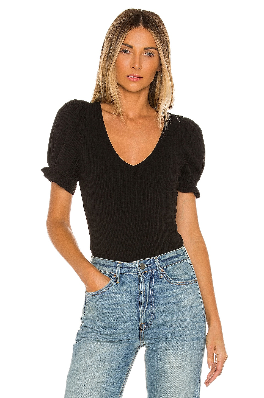 Tularosa Quinn Bodysuit in Black