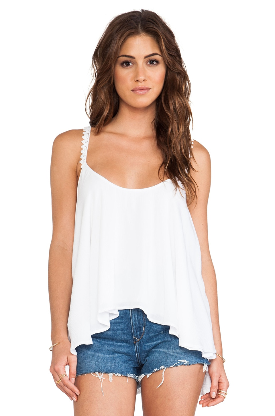 Tularosa Wilder Tank in White