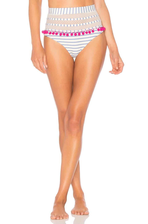 Tularosa Thessy Bottom in Blue Stripe
