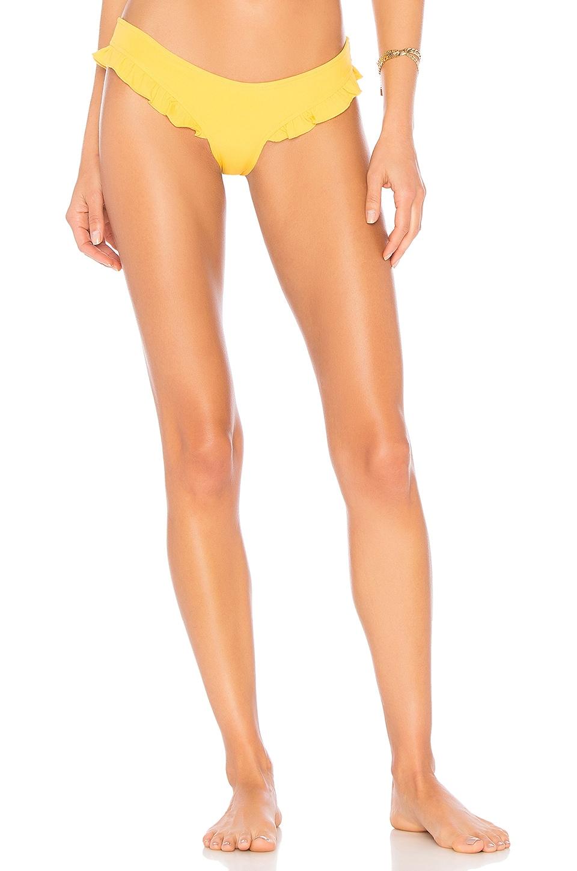 Tularosa Daisy Bottom in Mustard