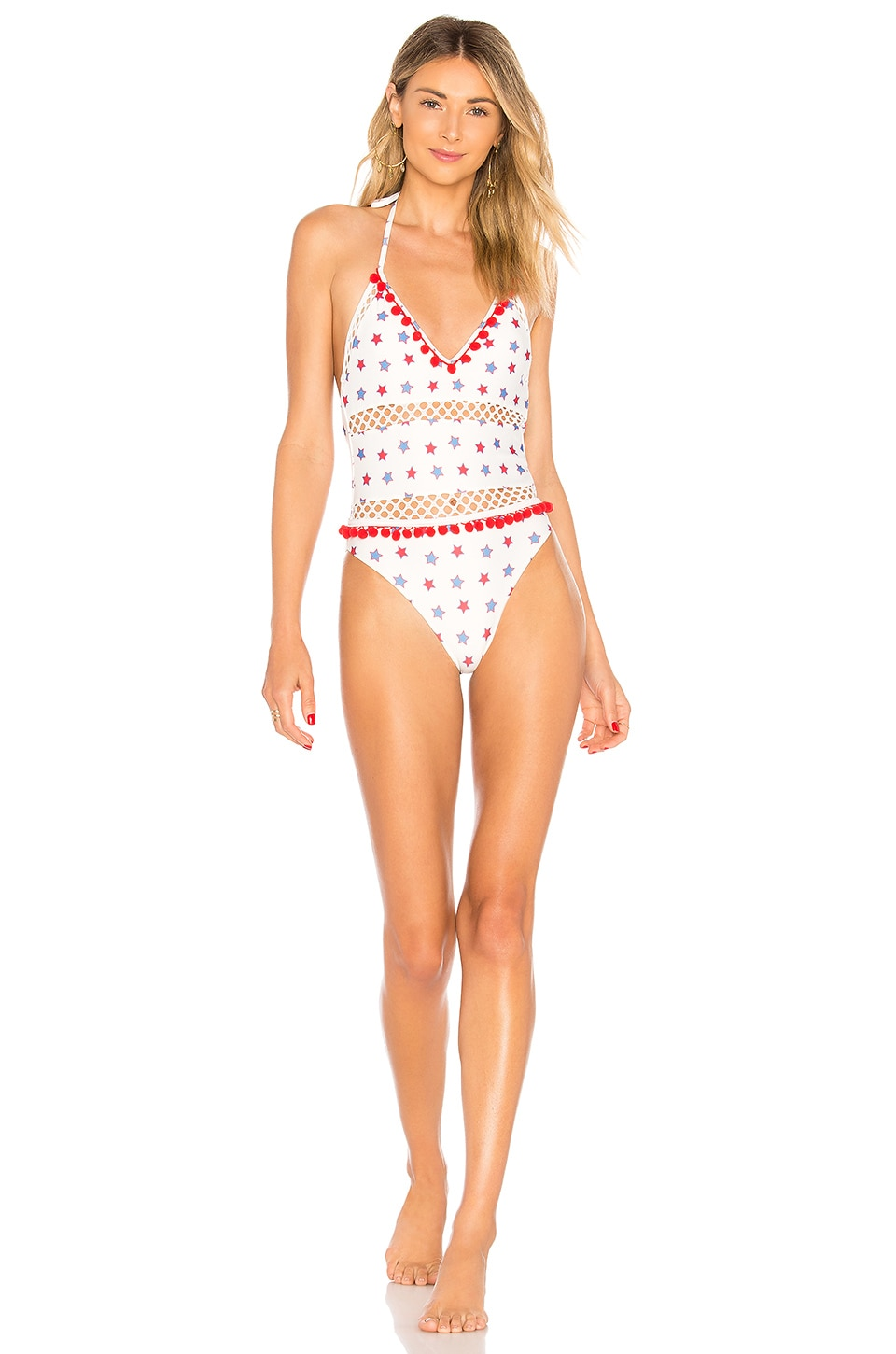 Tularosa Ember One Piece in Star Spangled
