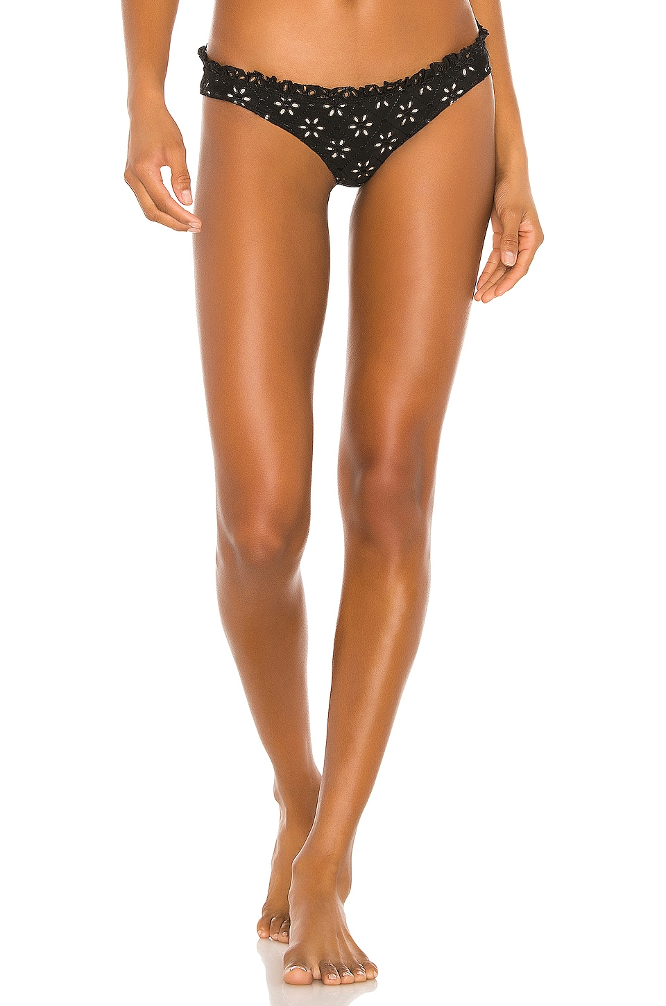 Tularosa Cori Bottom in Black