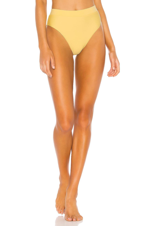 Tularosa Felicity Bottom in Yellow