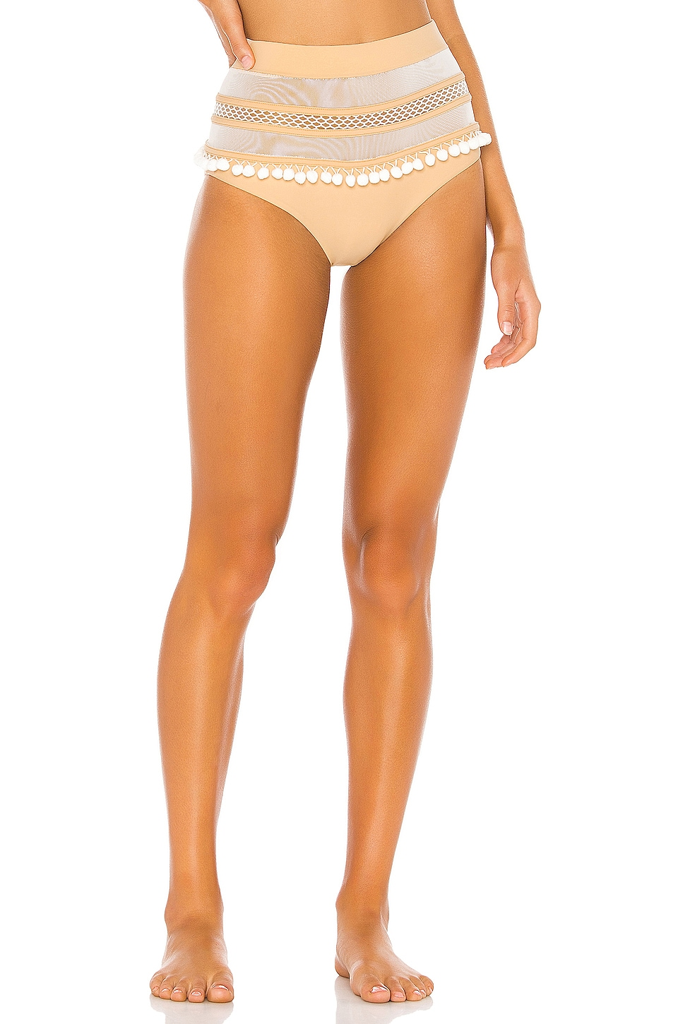 Tularosa Thessy Bottom in Nude