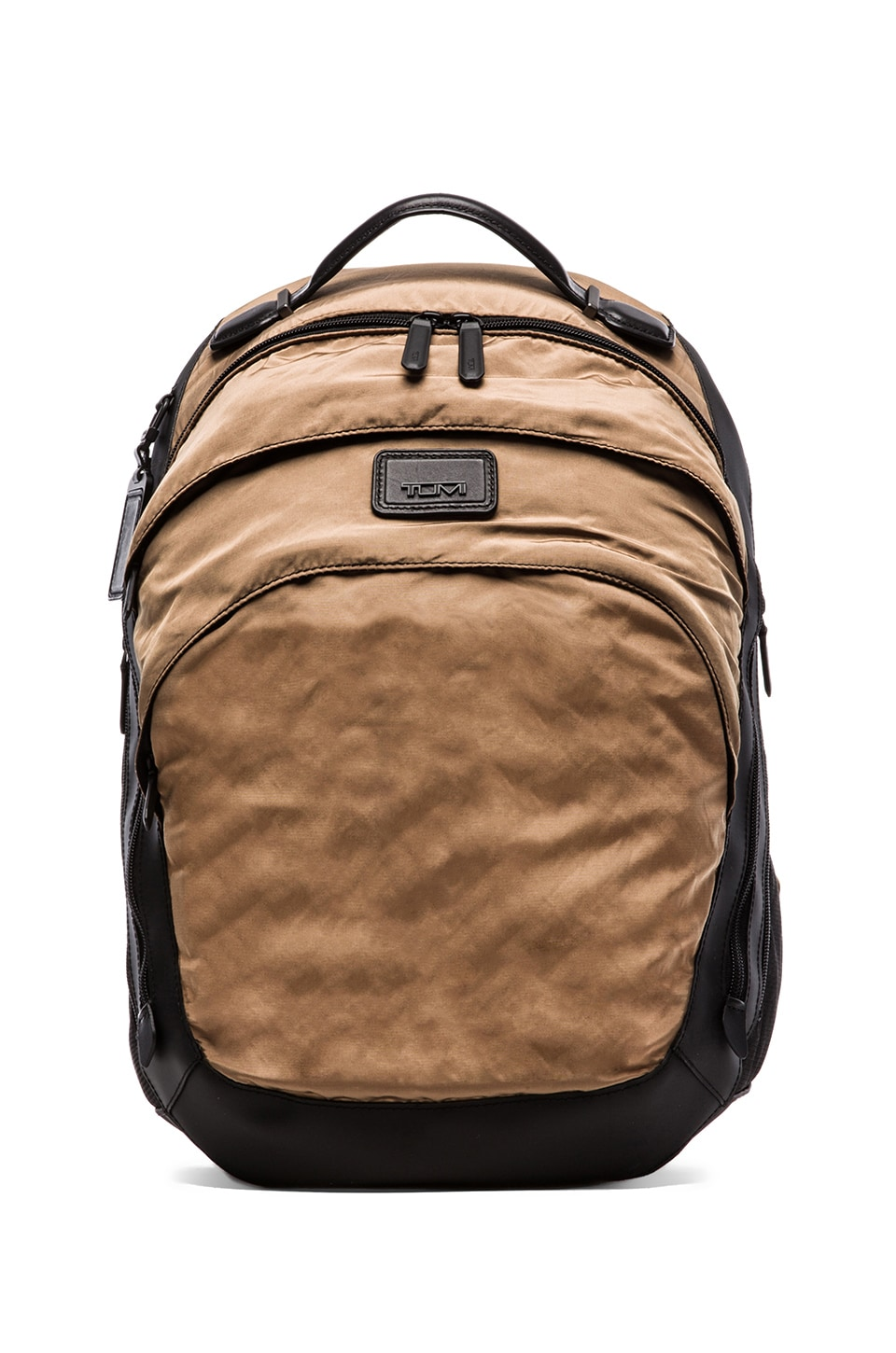 Tumi Virtue Diligence Backpack in Khaki