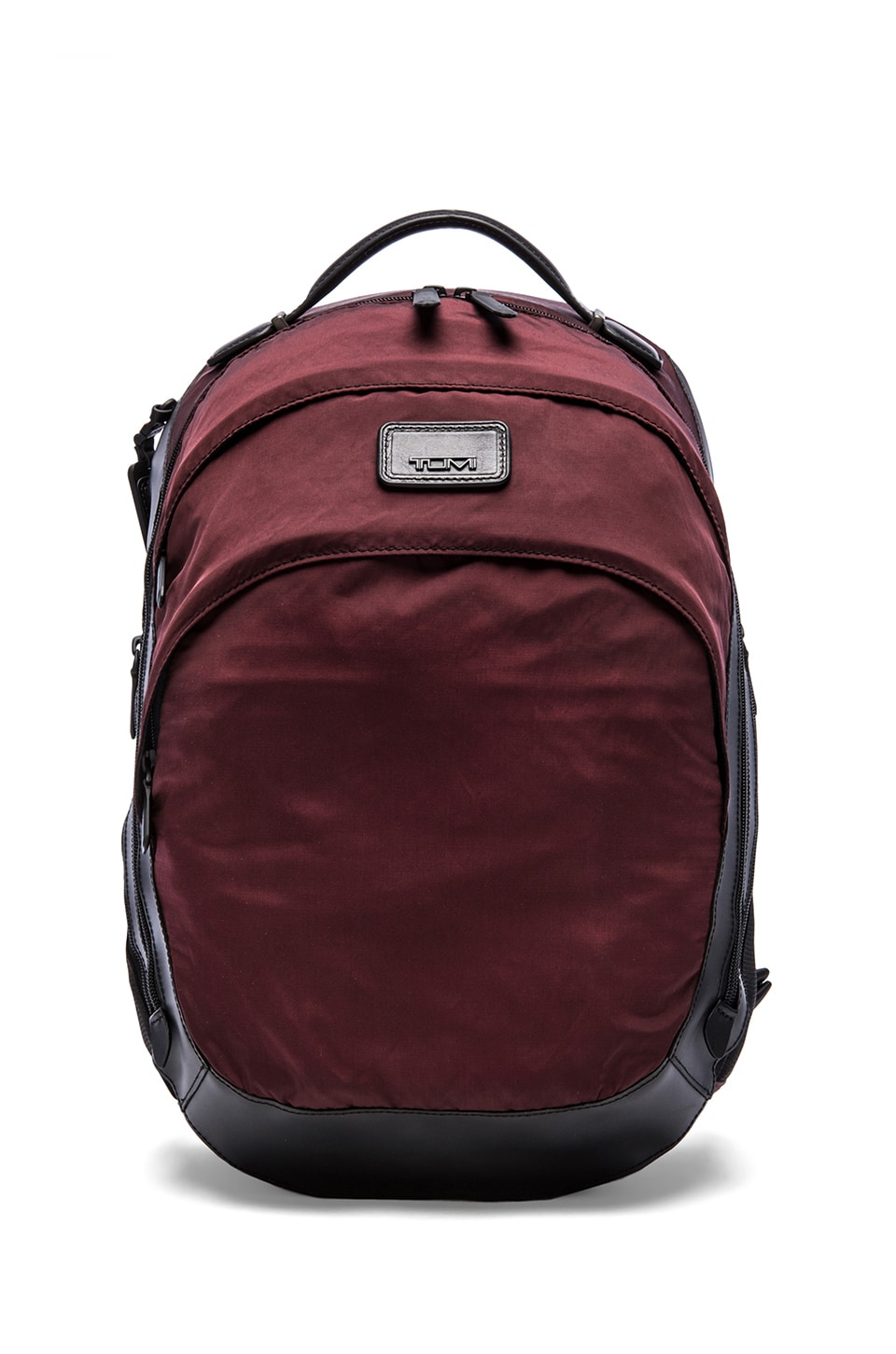Tumi Virtue Diligence Backpack in Port