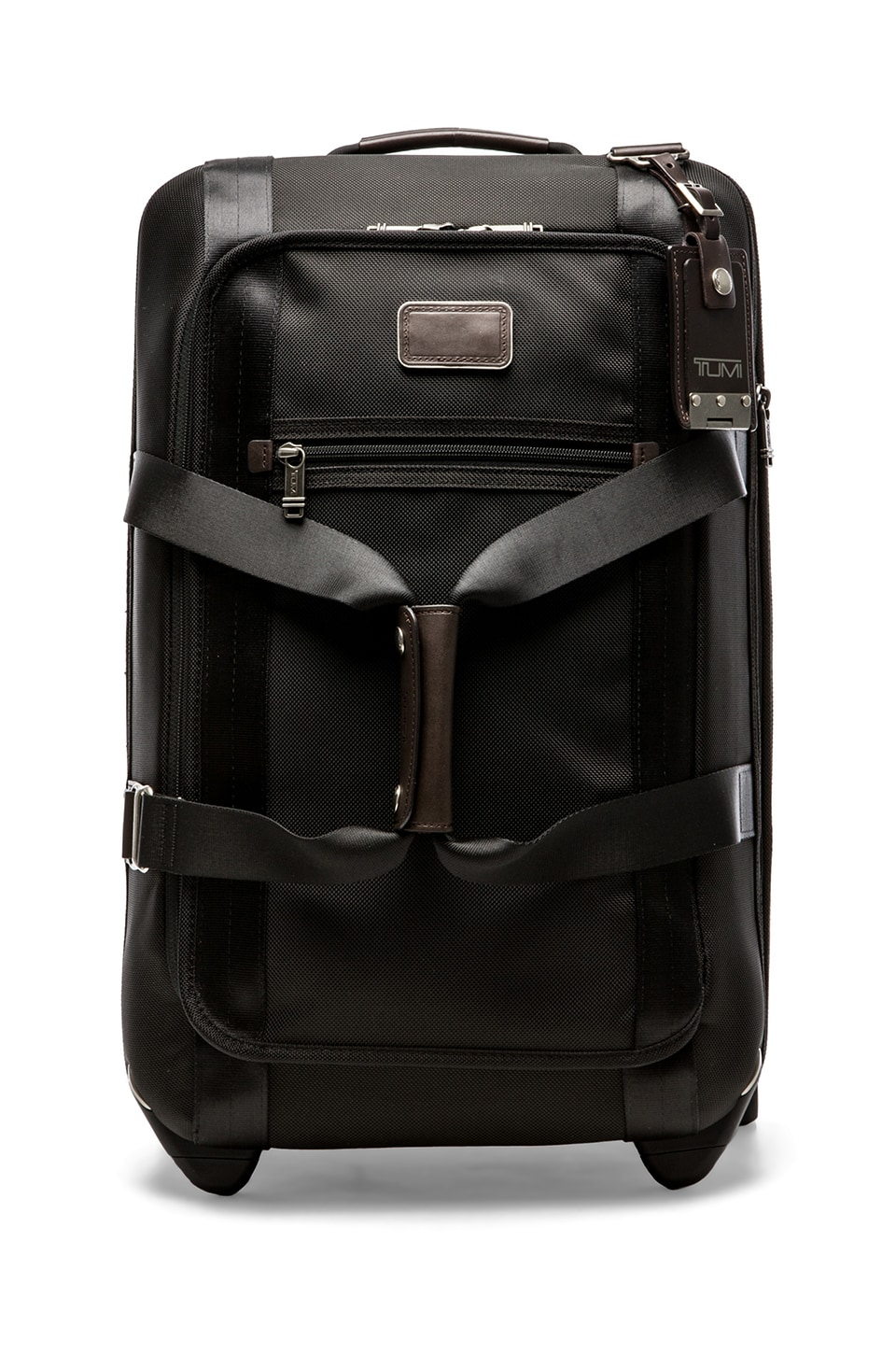 Tumi Alpha Bravo Meridian Duffel Carry-On in Hickory