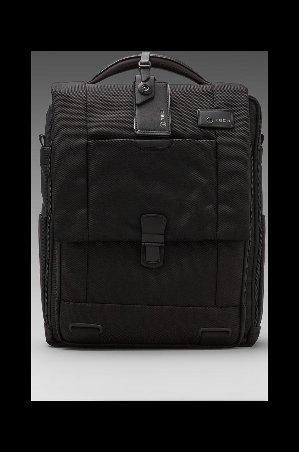Tumi Convertible Laptop Brief in Black