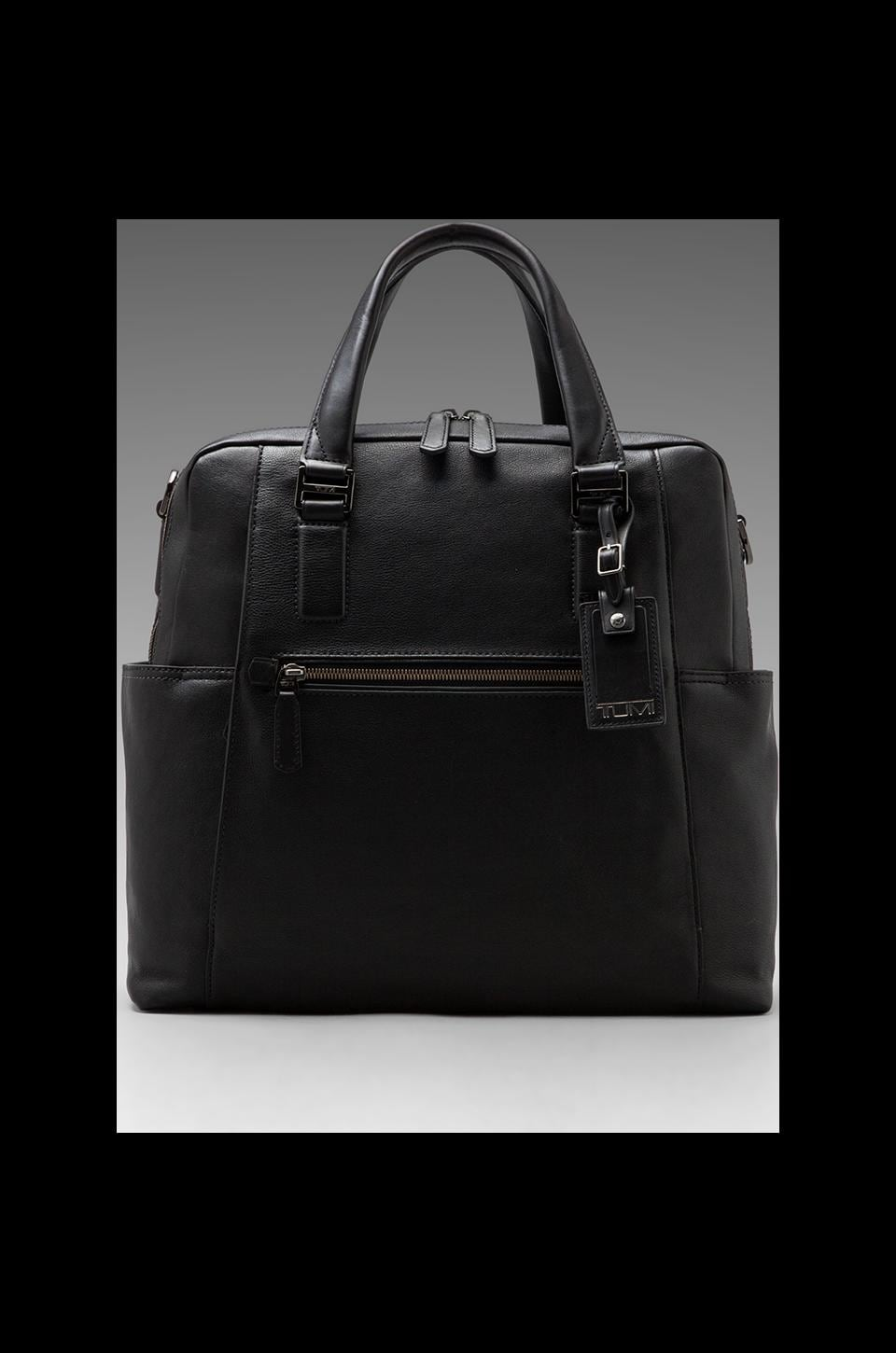 Tumi Beacon Hill Smith Jetsetter Sunday in Black