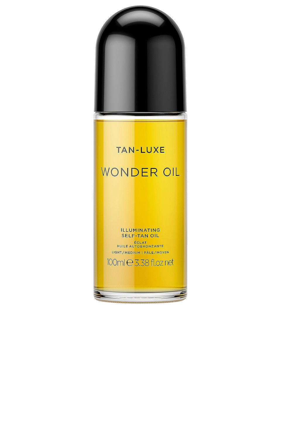 Tan Luxe Wonder Oil Illuminating Self-Tan Oil - Light/Medium